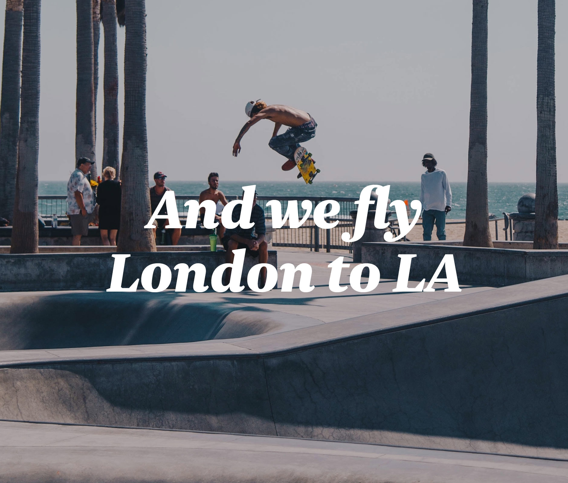 Bet You Didn't Know LA Story