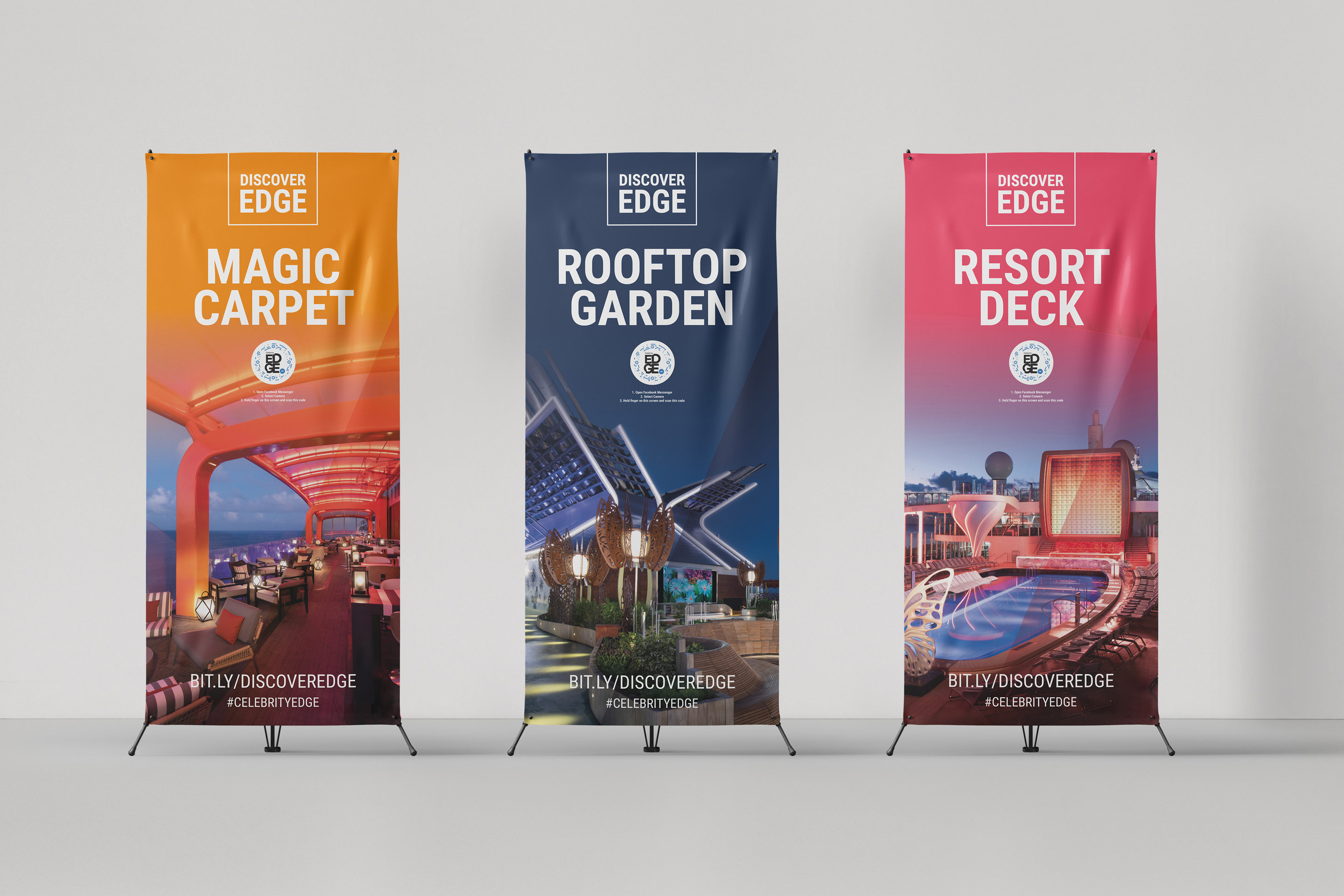 Edge Ship Launch Banners