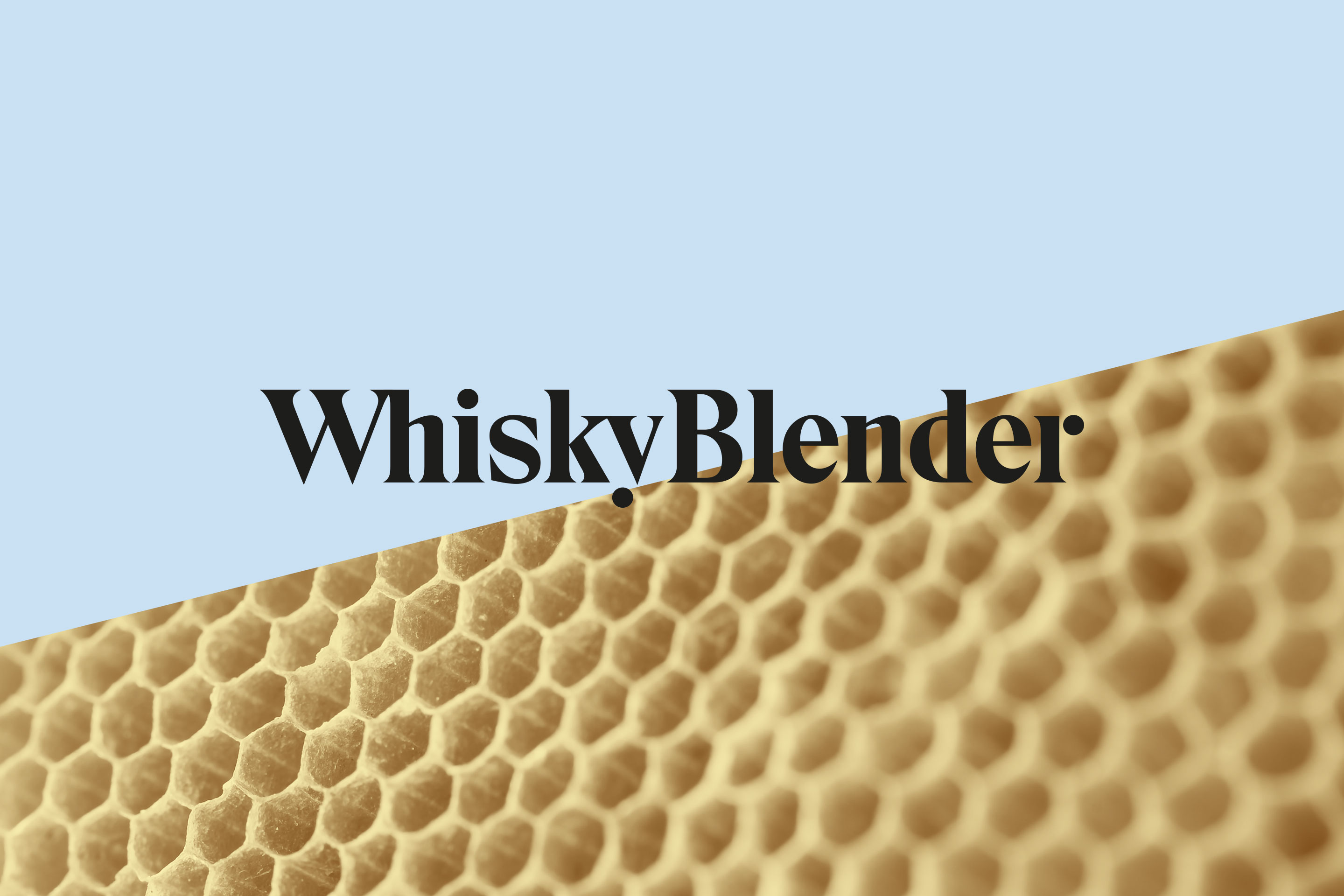 Whisky Blender Branding